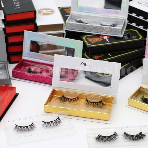 25mm 3d mink lashes custom packaging25
