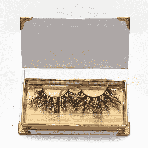 wholesale 3d mink lashes with custom packaging box manufacturer emma lashes