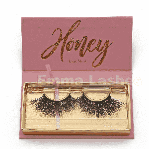 WHOLESALE LUXUEY 3D MINK LASHES EMMA LASHES