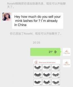 emma lashes wholesale 3d mink lasehs vendor feedback
