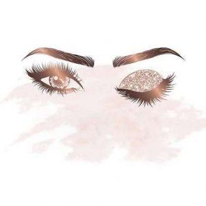 lashes logo and eyelash logo and mink lashes logo wholesale 3d mink lashes(46)