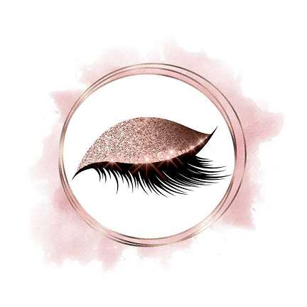 lashes logo and eyelash logo and mink lashes logo wholesale 3d mink lashes(50)
