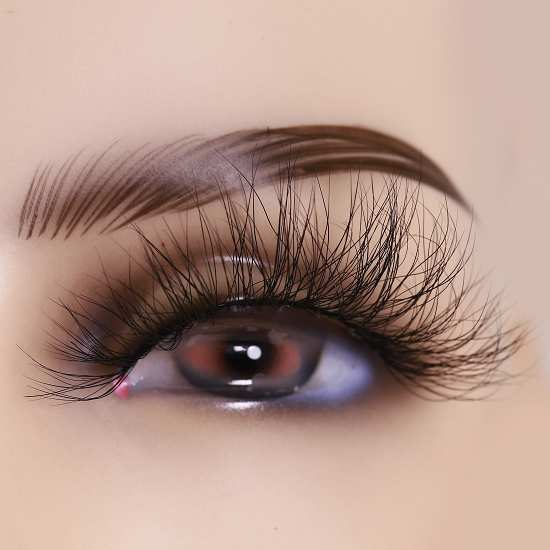 what are wispy lashes