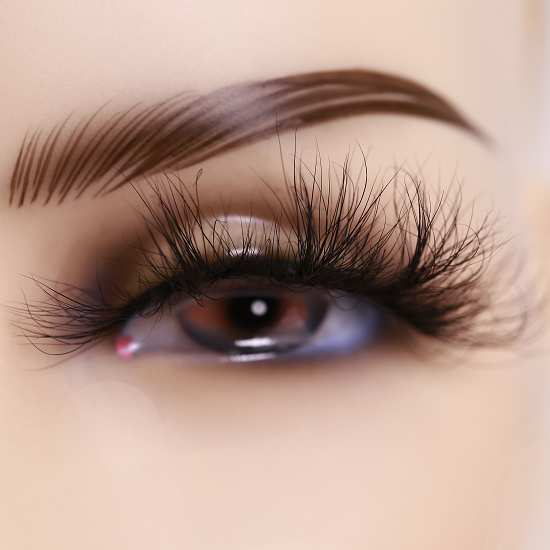25MM 3D Mink Lashes DJ134