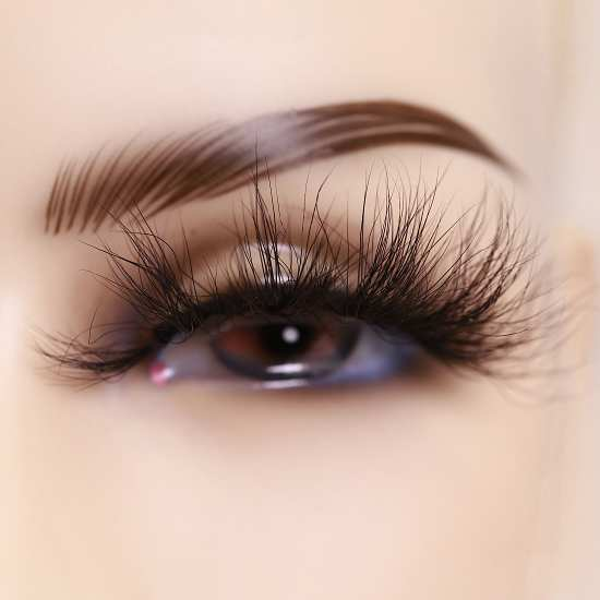 25MM 3D Mink Lashes DJ88