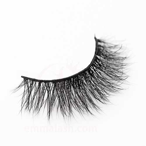 3D mink lashes wholesale DJ62