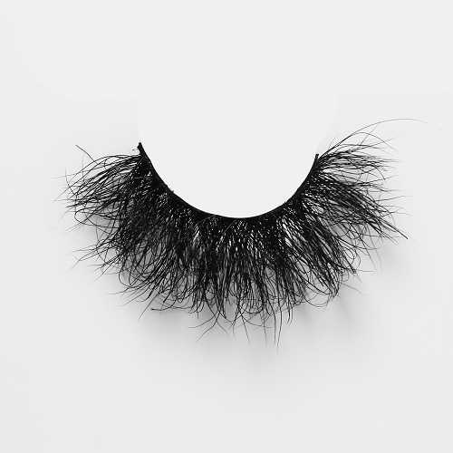 wholesale messy mink lashes N13L
