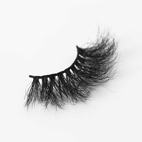 wholesale messy mink lashes X15L