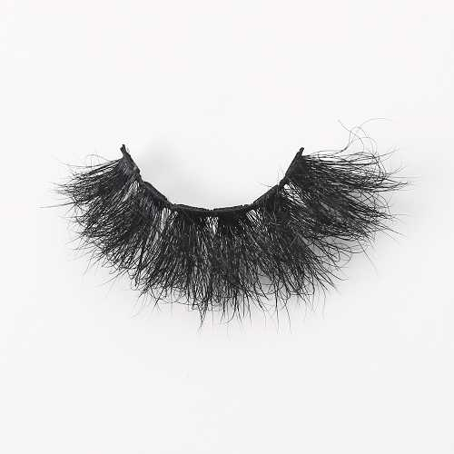 wholesale messy mink lashes X6XC