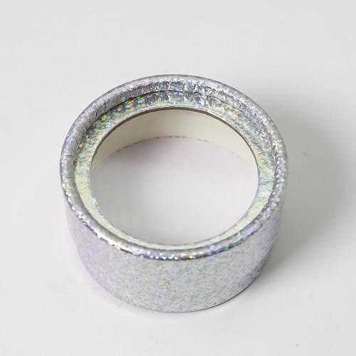 holographic circle eyelash packaging