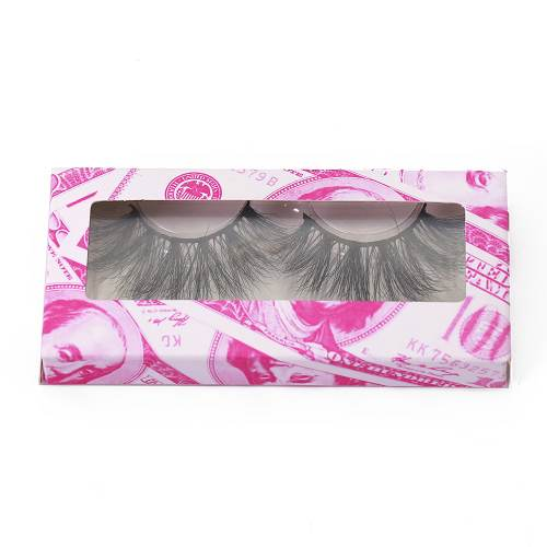 us dollar paper eyelash box