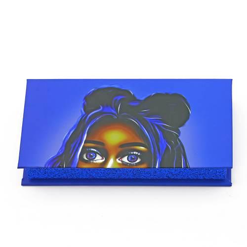 wholesale mink eyelash packag