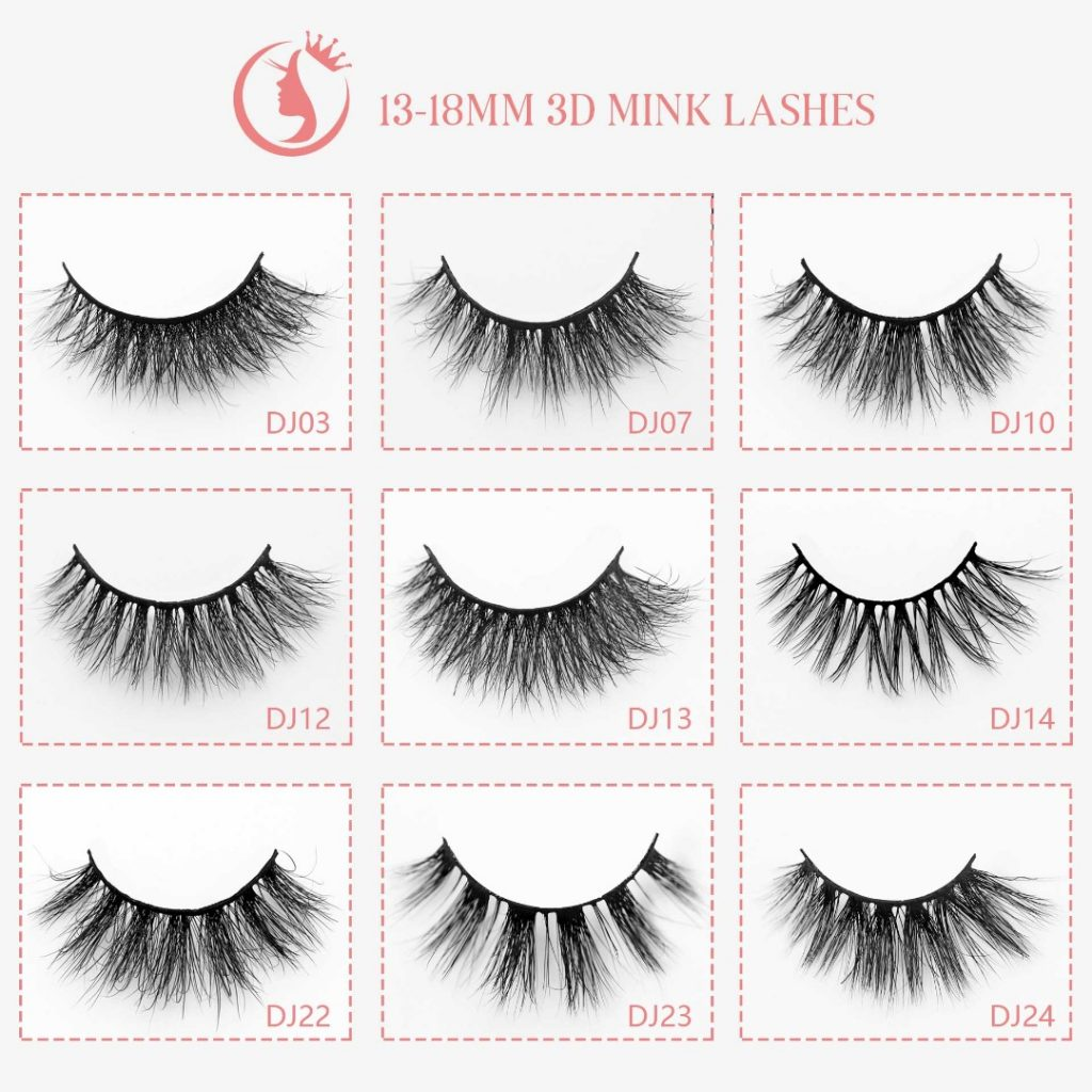 mink lashes catalog
