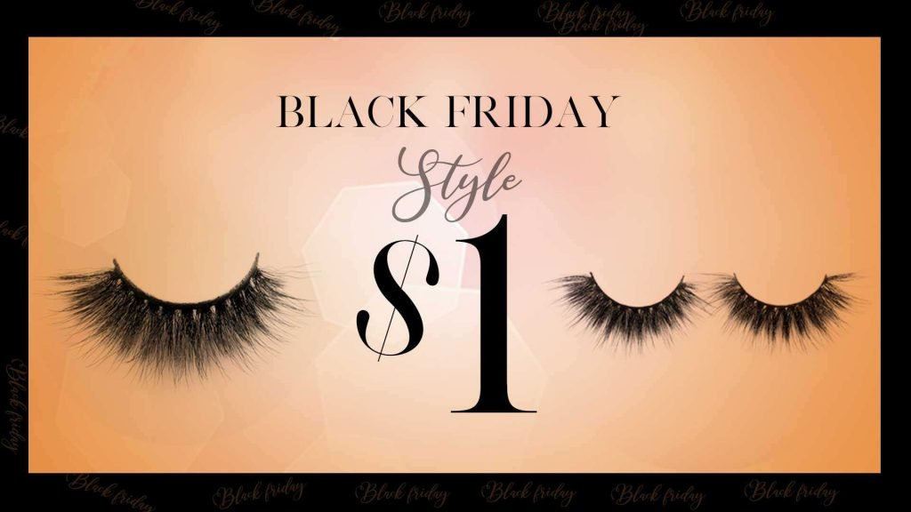 Black Friday Lashes on sale