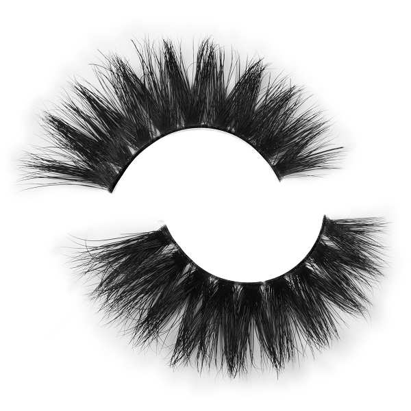Clear Band Lashes SAT01