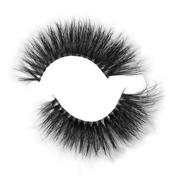Clear Band Lashes SAT03