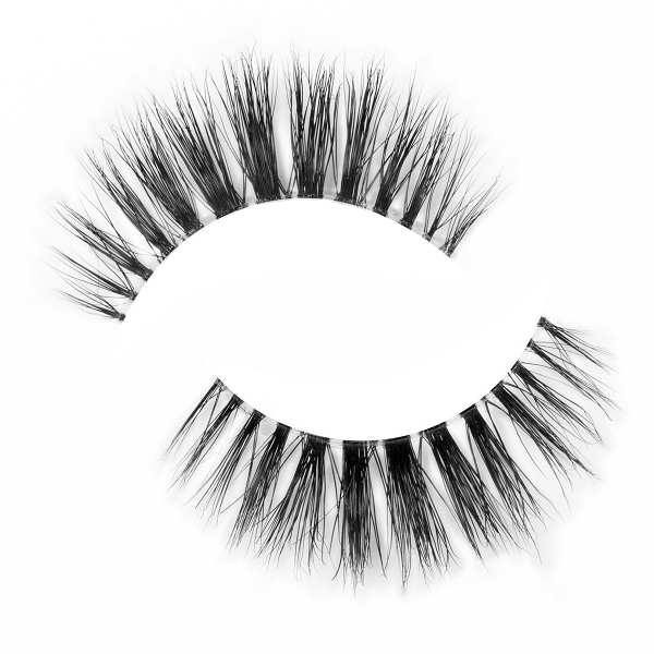 Clear Band Lashes SAT07