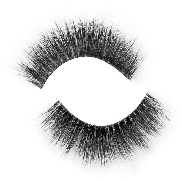 Clear Band Lashes SAT09