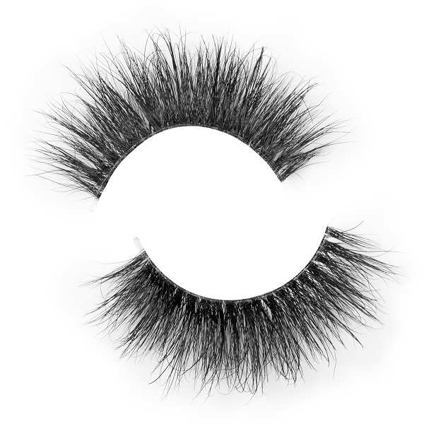 Clear Band Lashes SAT11