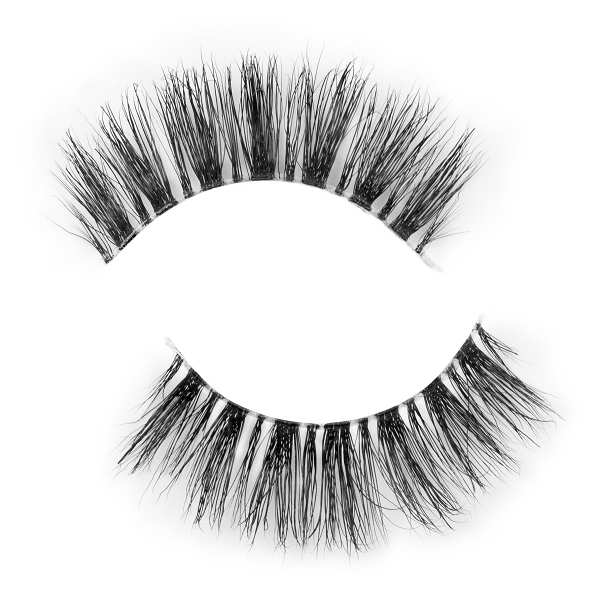 Clear Band Lashes SAT12
