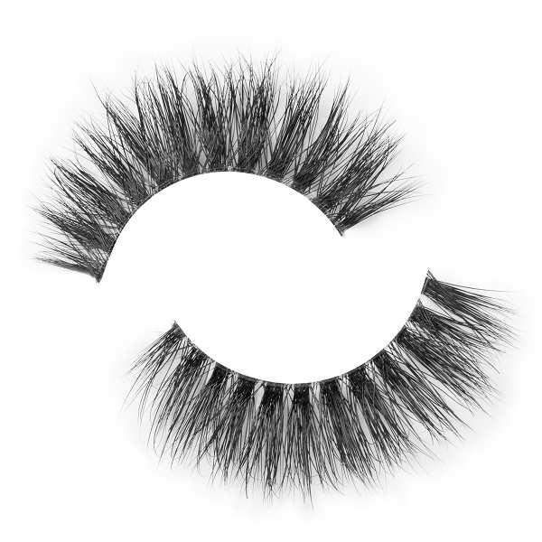 Clear Band Lashes SAT14