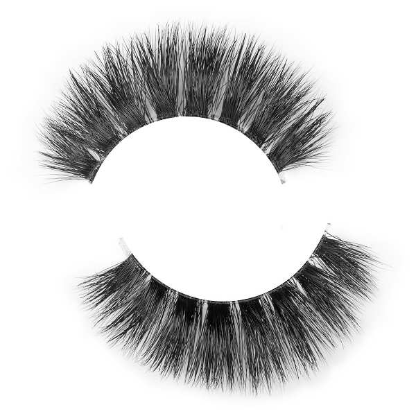Clear Band Lashes SAT16
