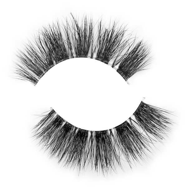 Clear Band Lashes SAT17
