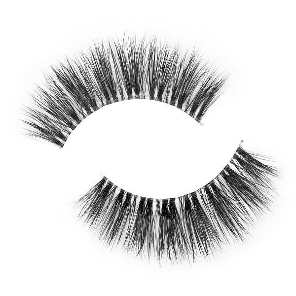 Clear Band Lashes SAT18