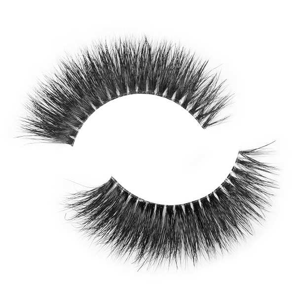 Clear Band Lashes SAT19