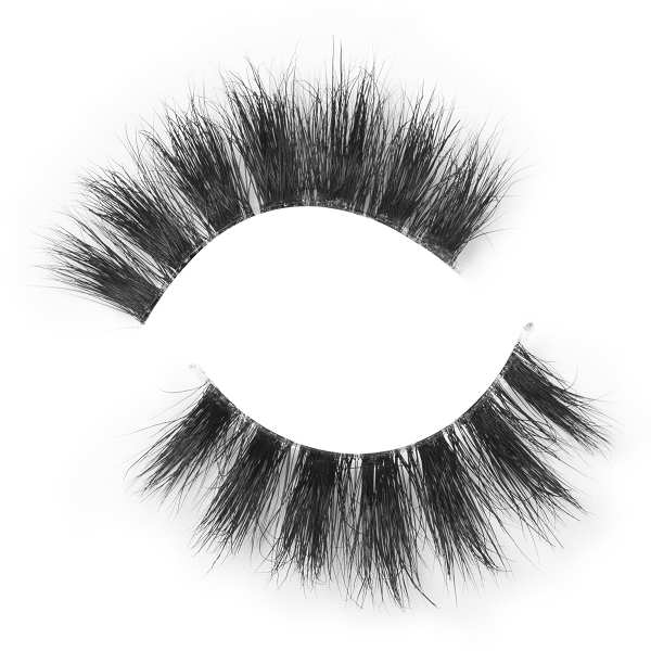 Clear Band Lashes SAT28