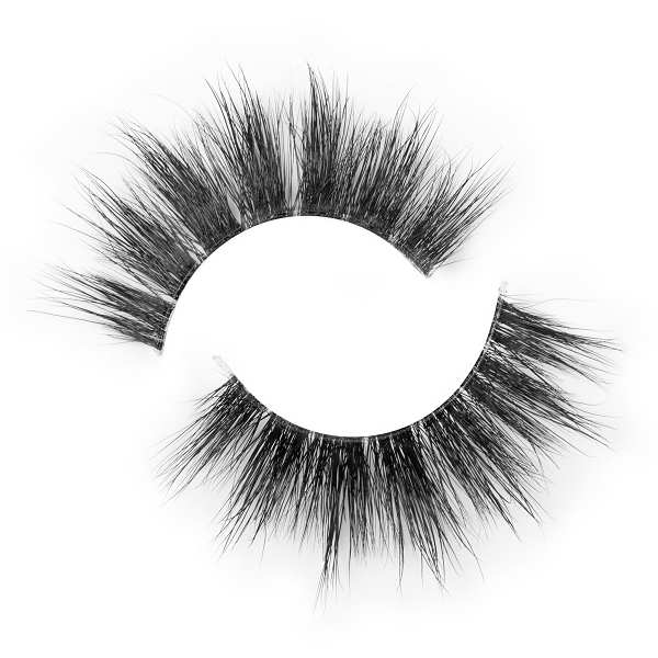 Clear Band Lashes SAT36