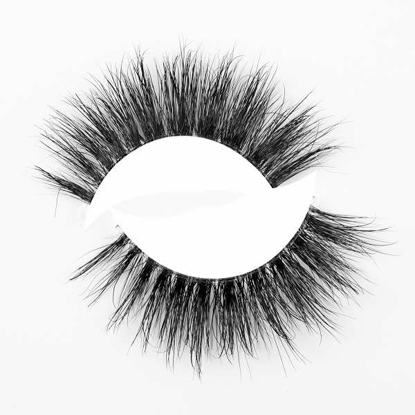 Clear Band Lashes SAT37
