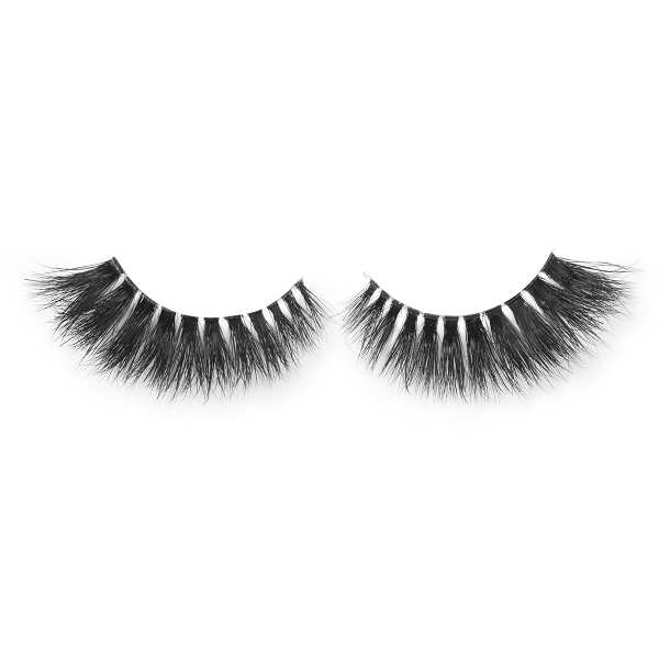 Clear Band Lashes SAT10