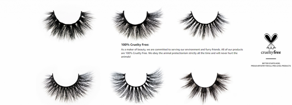 mink false eyelashes suppliers