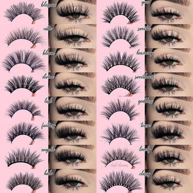 wholesale faux mink lashes vendors